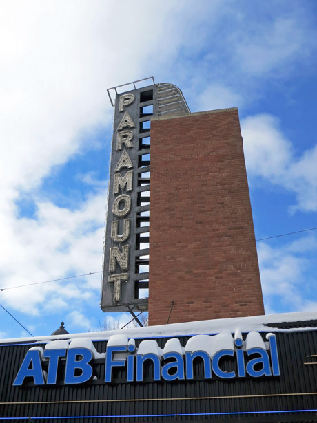 Lethbridge Paramount Building