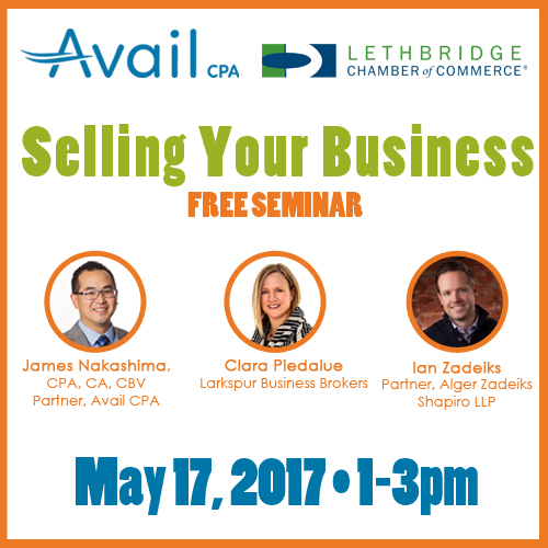 Selling Your Business In Lethbridge